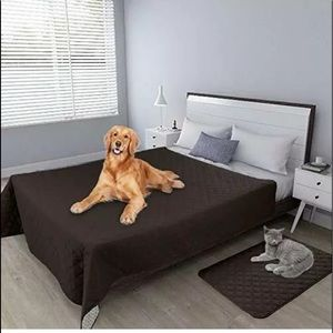 Easy-Going 100% Waterproof Dog Bed Cover